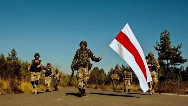 Чимало білорусів воює в АТО на стороні українців