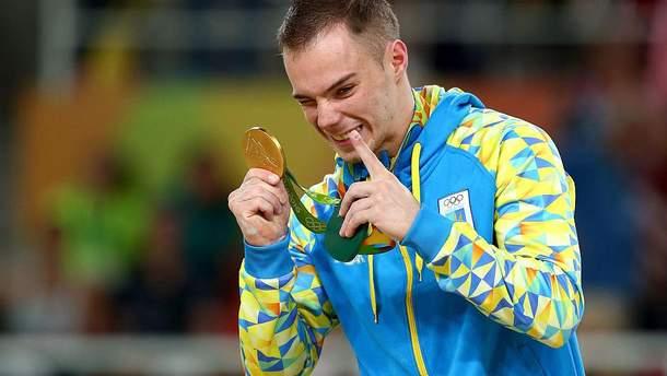 Верняєв виграв для України перше золото