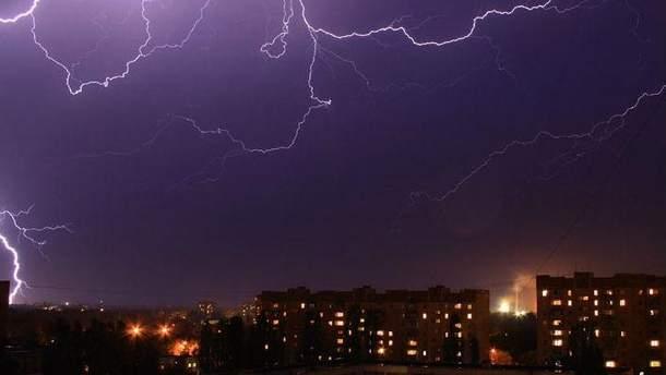 Погода погіршиться по всій Україні
