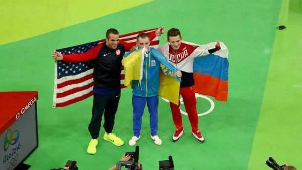 Верняев выиграл золото