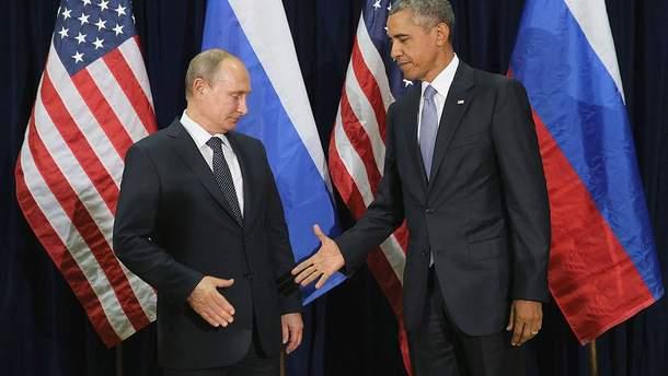 Путин спешит, потому что время Обамы истекает