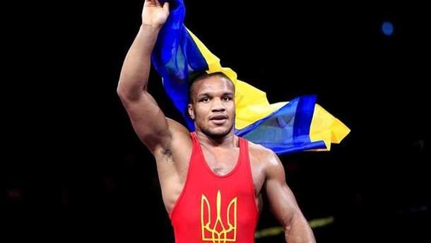Жан Беленюк завоевал серебряную медаль на Олимпиаде
