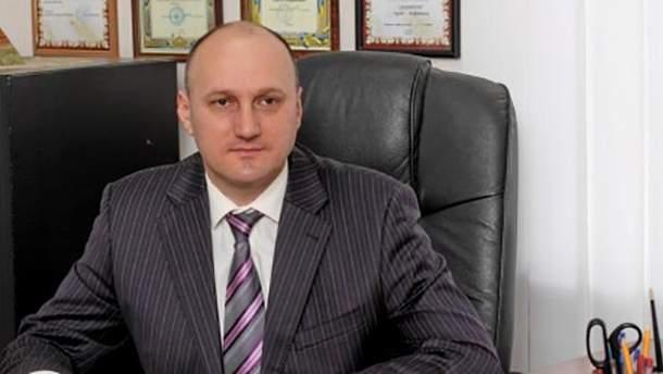 Мер міста Ромни Сергій Салатун