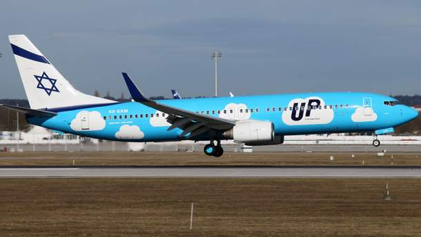Самолет Boeing 737-804