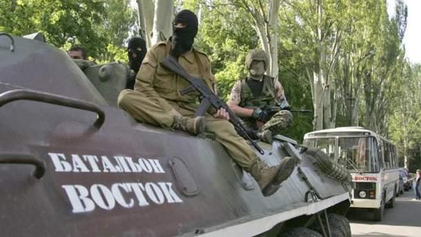 """Батальйон """"Восток"""" причетний до штурму Донецького аеропорту"""
