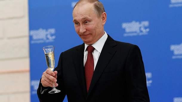 По мнению Путина, именно Киев решил обострить ситуацию