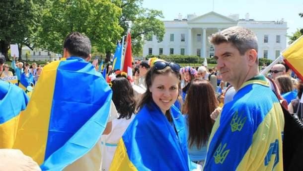 Українці у США