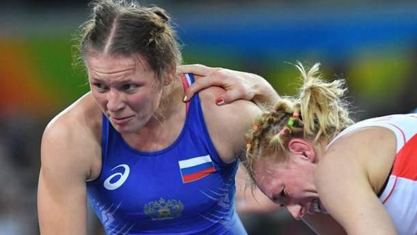 Россиянке досталось за проигранную бронзу