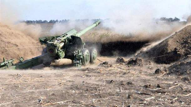 "152-мм гармата ""Гіацинт"""
