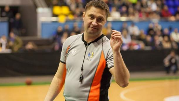Борис Рижик судитиме фінал Олімпіади