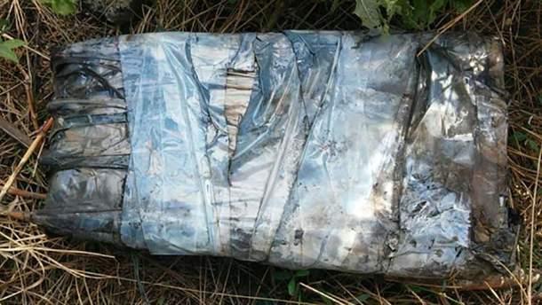 В Славянске под мостом нашли взрывчатку