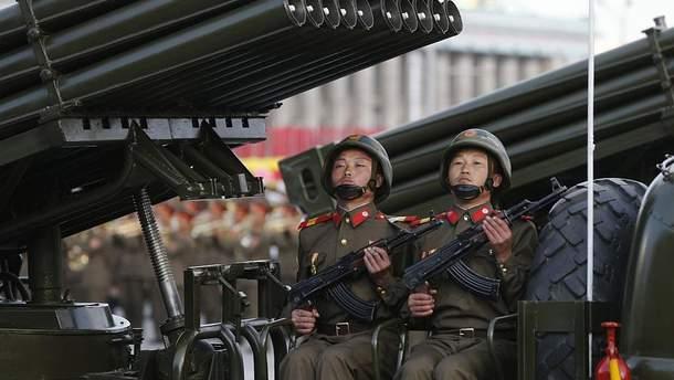 Военные Северной Кореи