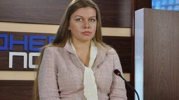 Анна Нікітіна, письменниця