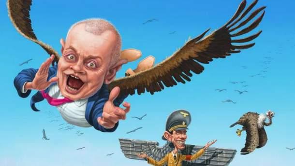 Главный пропагандист России – Дмитрий Киселев