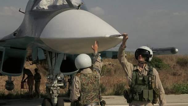 Авиация в Сирии