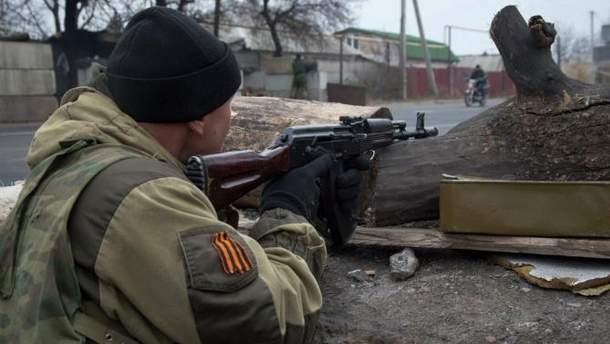 Боевики на Донбассе любят стрелять в мирное население