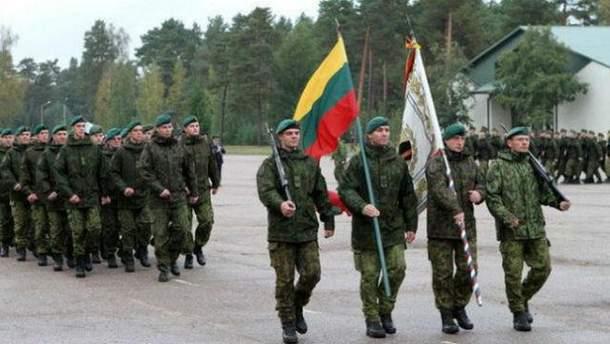 Литва также встревожена из-за военных учений России