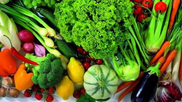 Продукти харчування можуть сприяти довголіттю