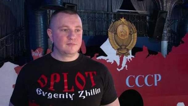 Евгений Жилин уже больше года в розыске