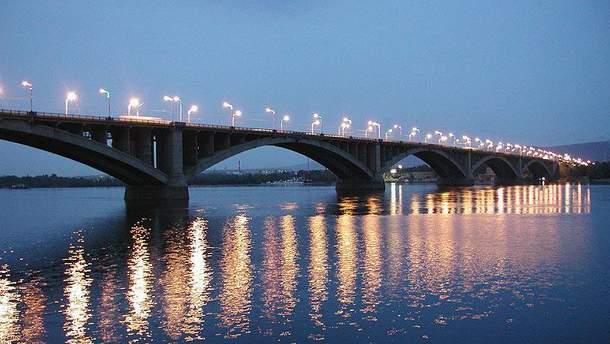 Міст у Красноярську