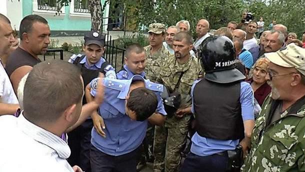 Бунт на Миколаївщині