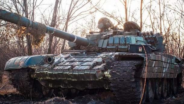 Бойовики обстрілюють Авдіївку з танків