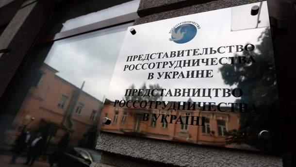 Росспівробітництво в Україні