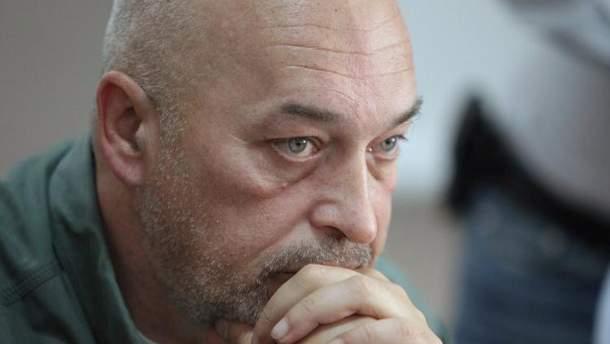 Заместитель министра по вопросам временно оккупированных территорий и внутренне перемещенных лиц Георгий Тука