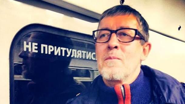 Російський журналіст Олександр Щетінін