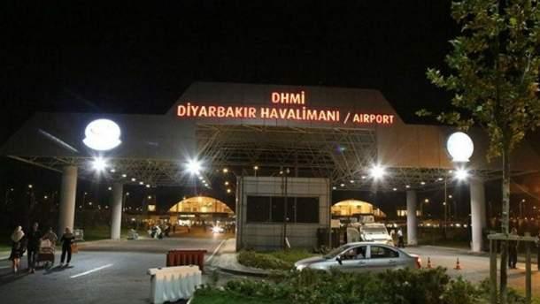 Аеропорт у місті Діярбакир