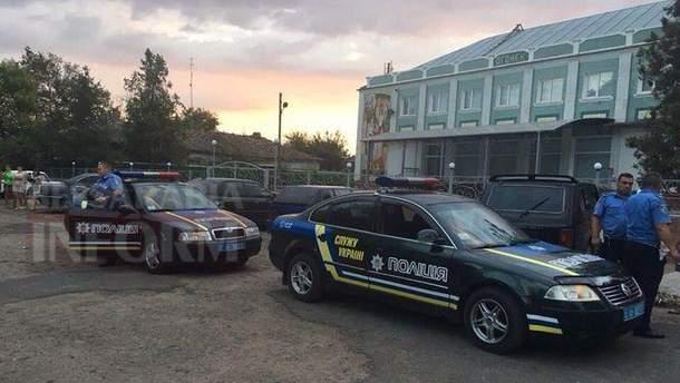 Поліція на Одещині