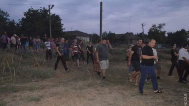 Погроми на Одещині
