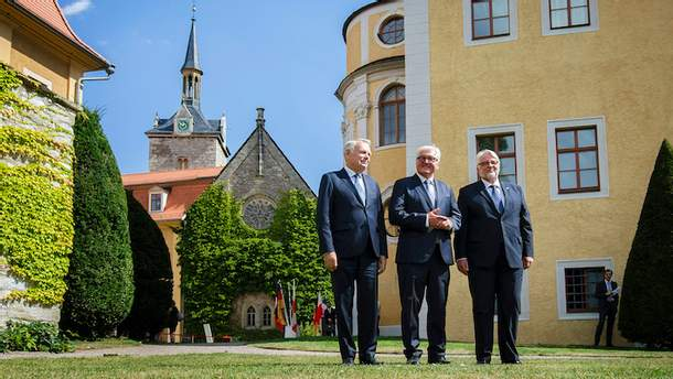 Зустріч міністрів закордонних справ