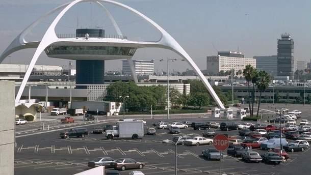 Аеропорт Лос-Анджелеса