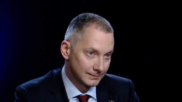Борис Ложкін більше не глава АП