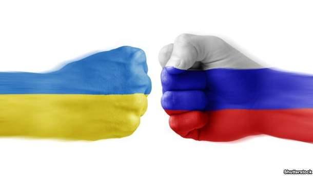 Росія проти України