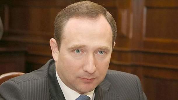 Новий голова АП Ігор Райнін