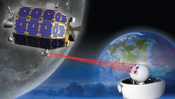 Інтернет на Місяці