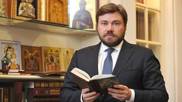 Российский олигарх Константин Малофеев