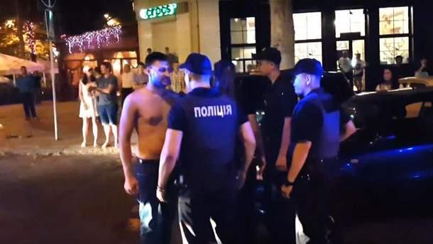Поліція не може справитись з мажорами