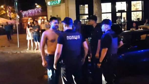 Полиция лишь отражение общества