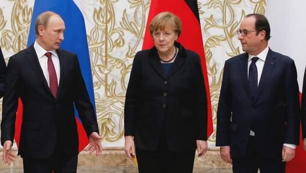 Путін буде шантажувати західних лідерів?