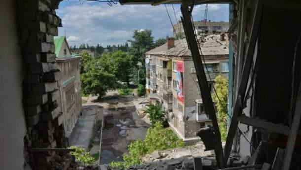 На відновлення інфраструктури Донбасу виділили 3 мільярди