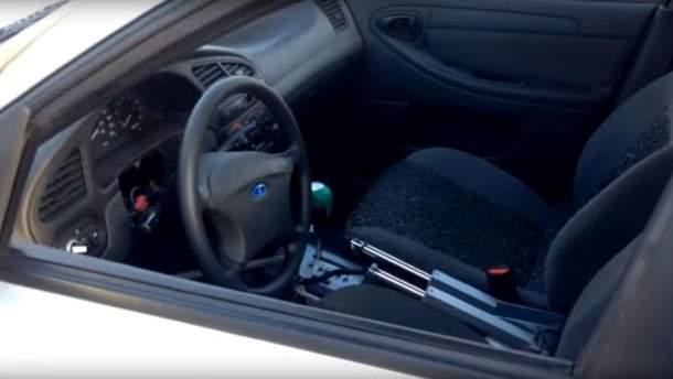 Розробку  тестують на автомобілі Lanos