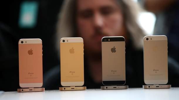 Вскоре семья Apple пополниться новым телефоном