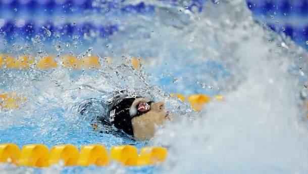 Одразу два золота українці здобули у плаванні