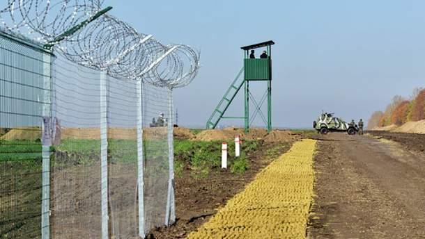 Стіну планують побудувати до 2018 року