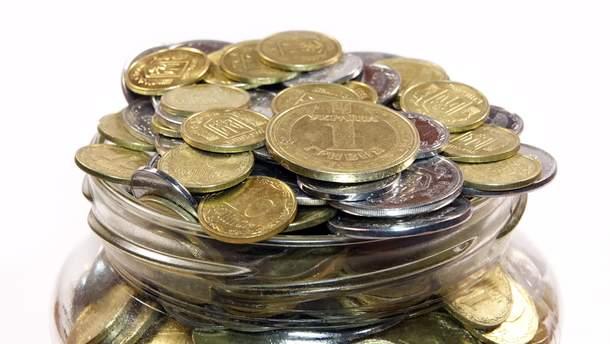 Банка з грошима