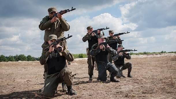 Військові навчання