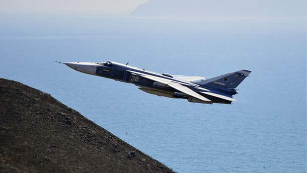 Російський бомбардувальник